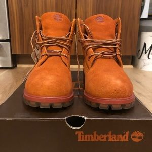 Limited Edition Timberland Boots